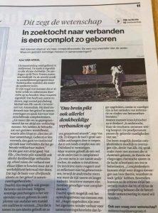 AD artikel over complotdenken
