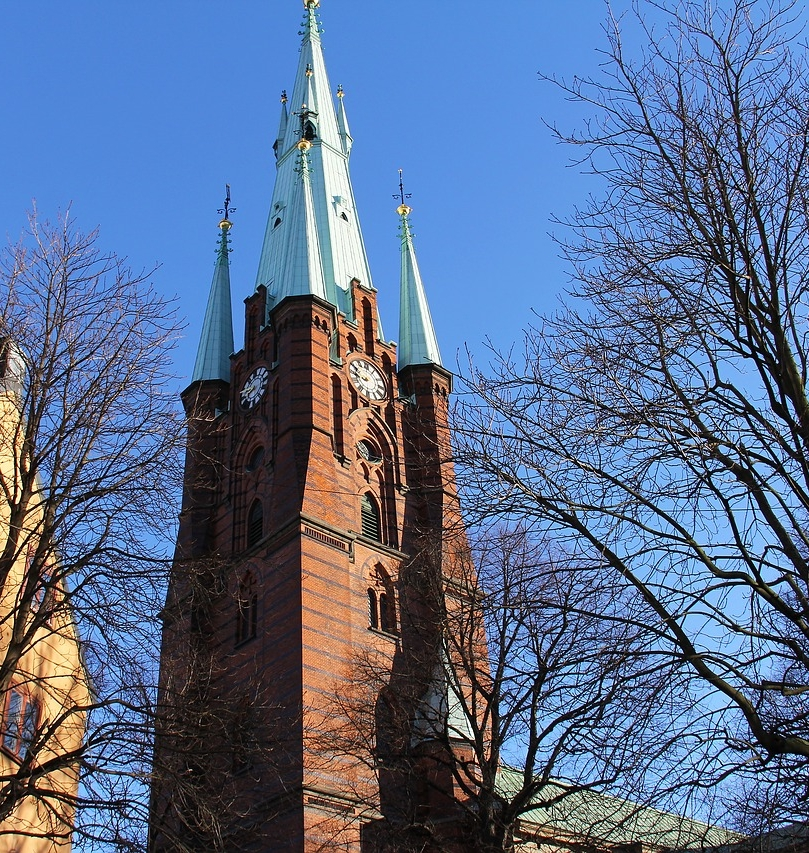 Klara Church Stockholm